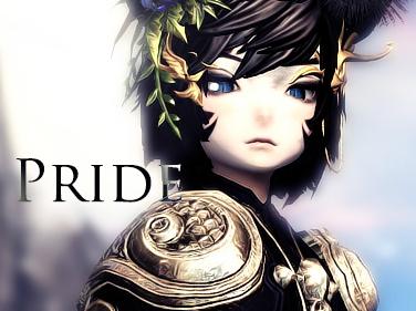 【雜音】Pride——少年的慢心【原创】