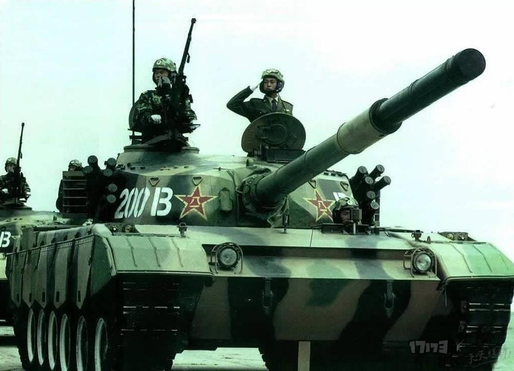 装甲战争正在开发的新车 96式最新情报