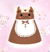咖啡小围裙、(病娇兎请不要改了图纸打自己名号谢谢、)