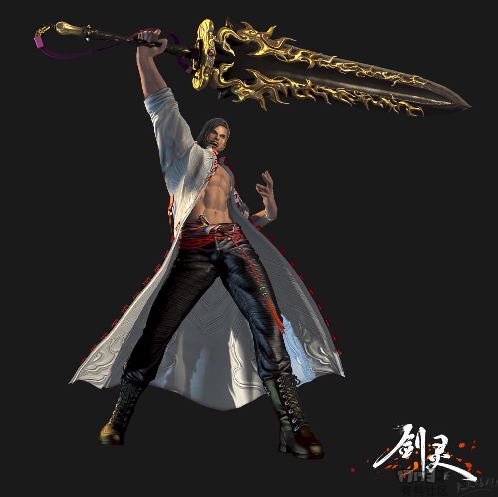 【剑灵国服】巨剑?斗者?新职业预约活动即将开启