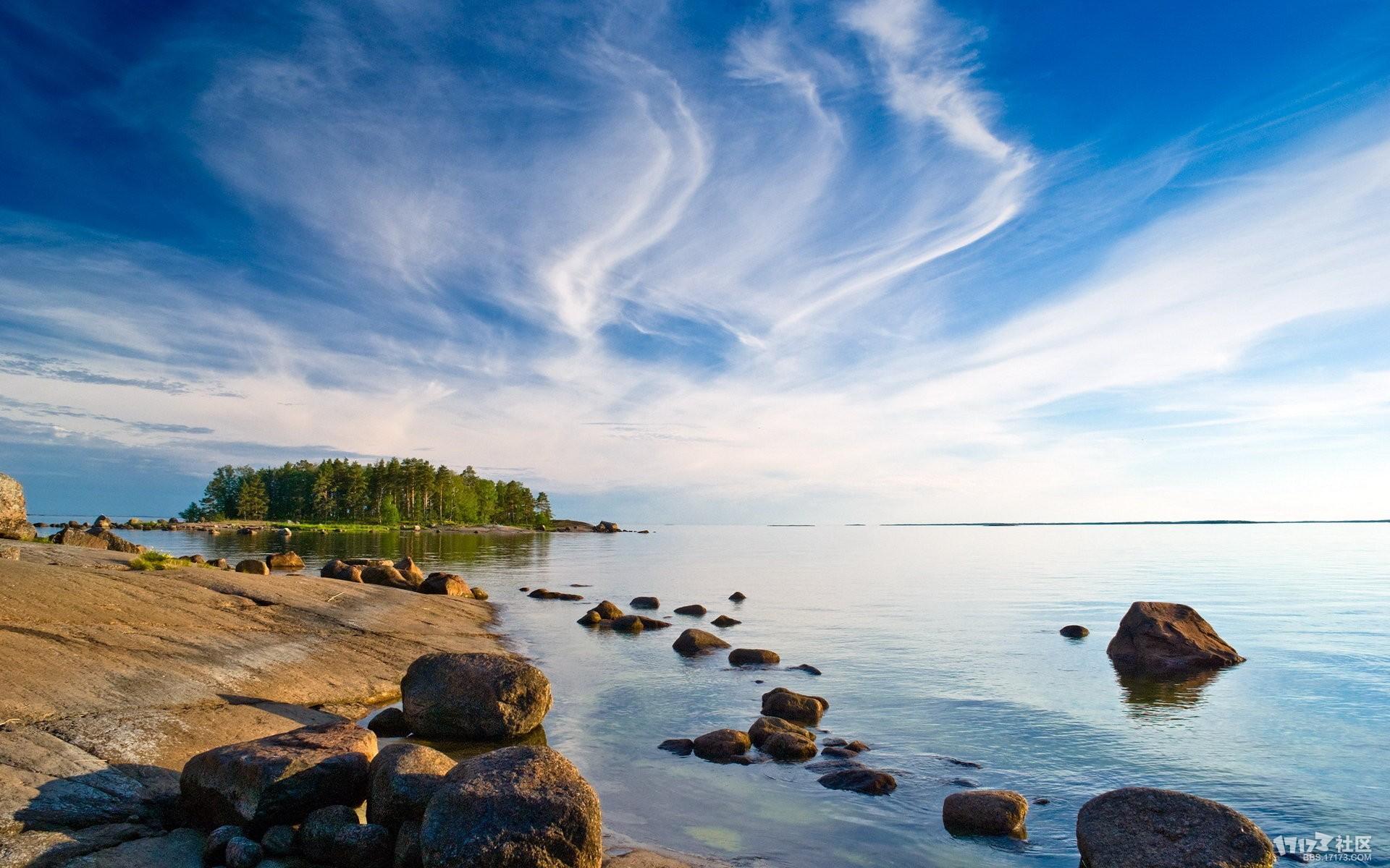 自然美麗唯美風景風光-趣味世界-一起一起上 - 愛游戲