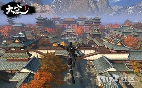 ...天涯明月刀》这款纯中国武侠的武侠游戏不带一点西方色彩这...