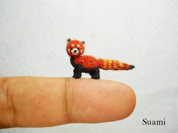 超可爱的针织小动物