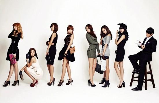 韩国女子组合after school()由平均身高167cm的成员组成有...