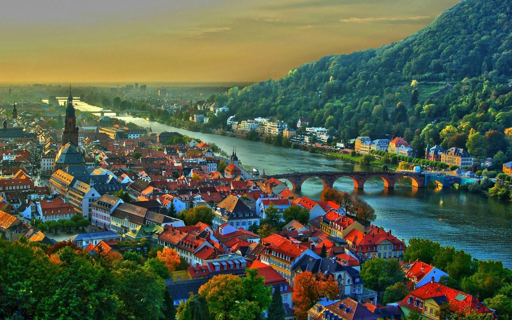 欧洲街头唯美风景-趣味世界-一起一起上 - 爱游戏,爱