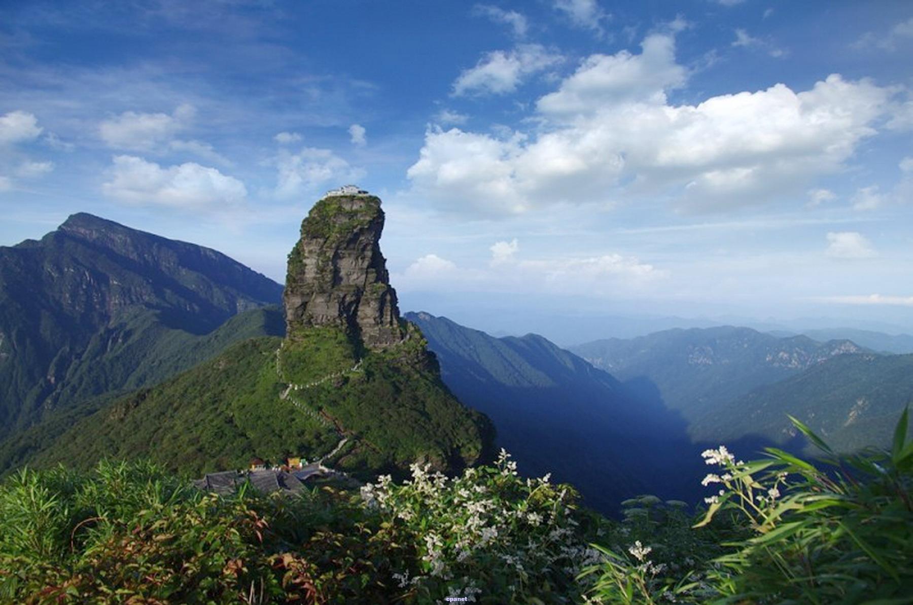 衡山图片风景图片