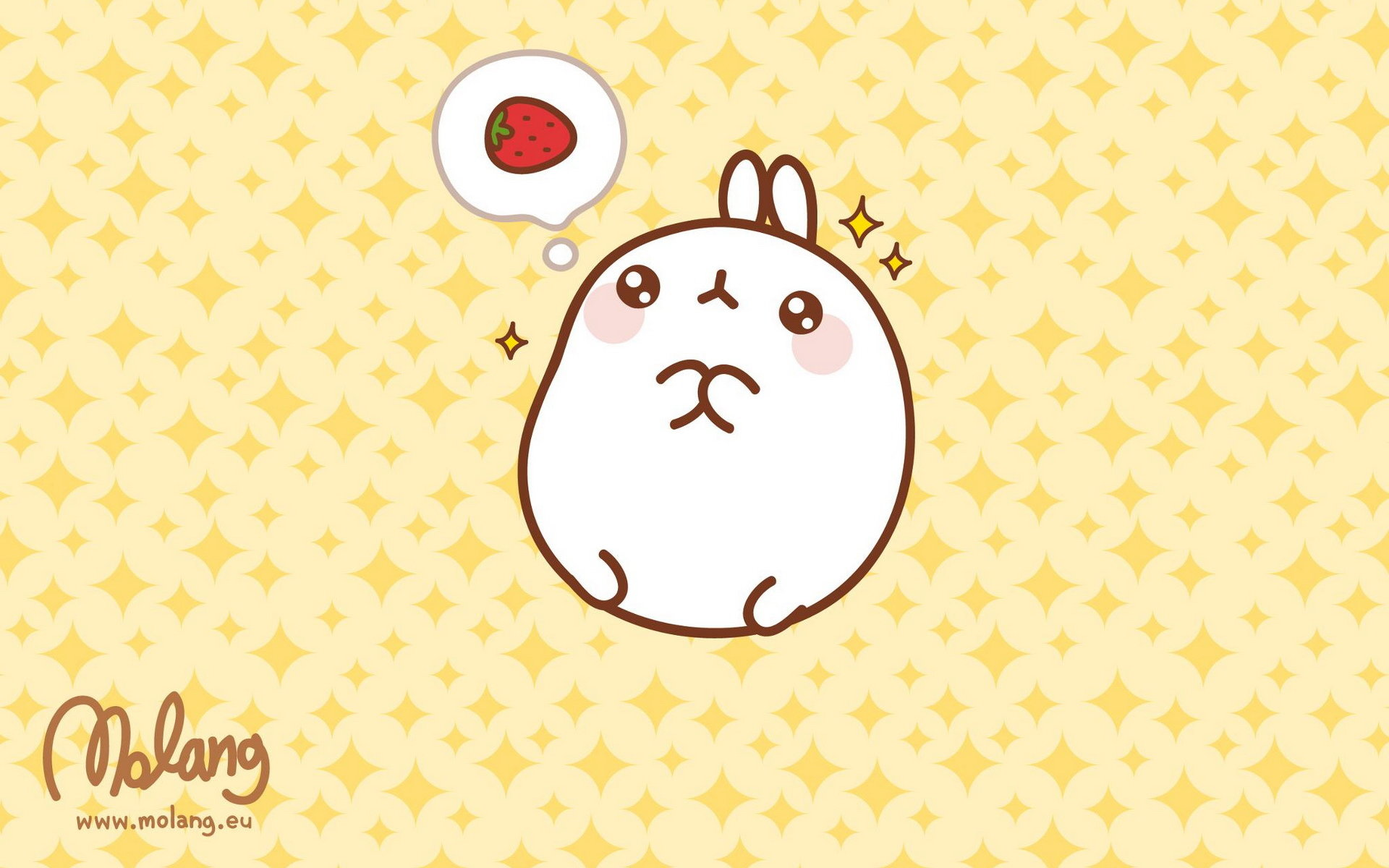 韩国可爱兔子壁纸