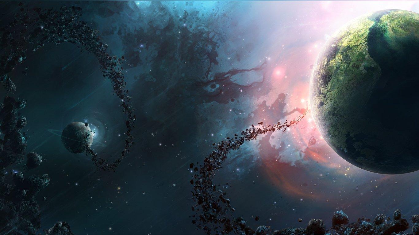 炫酷星空3图片