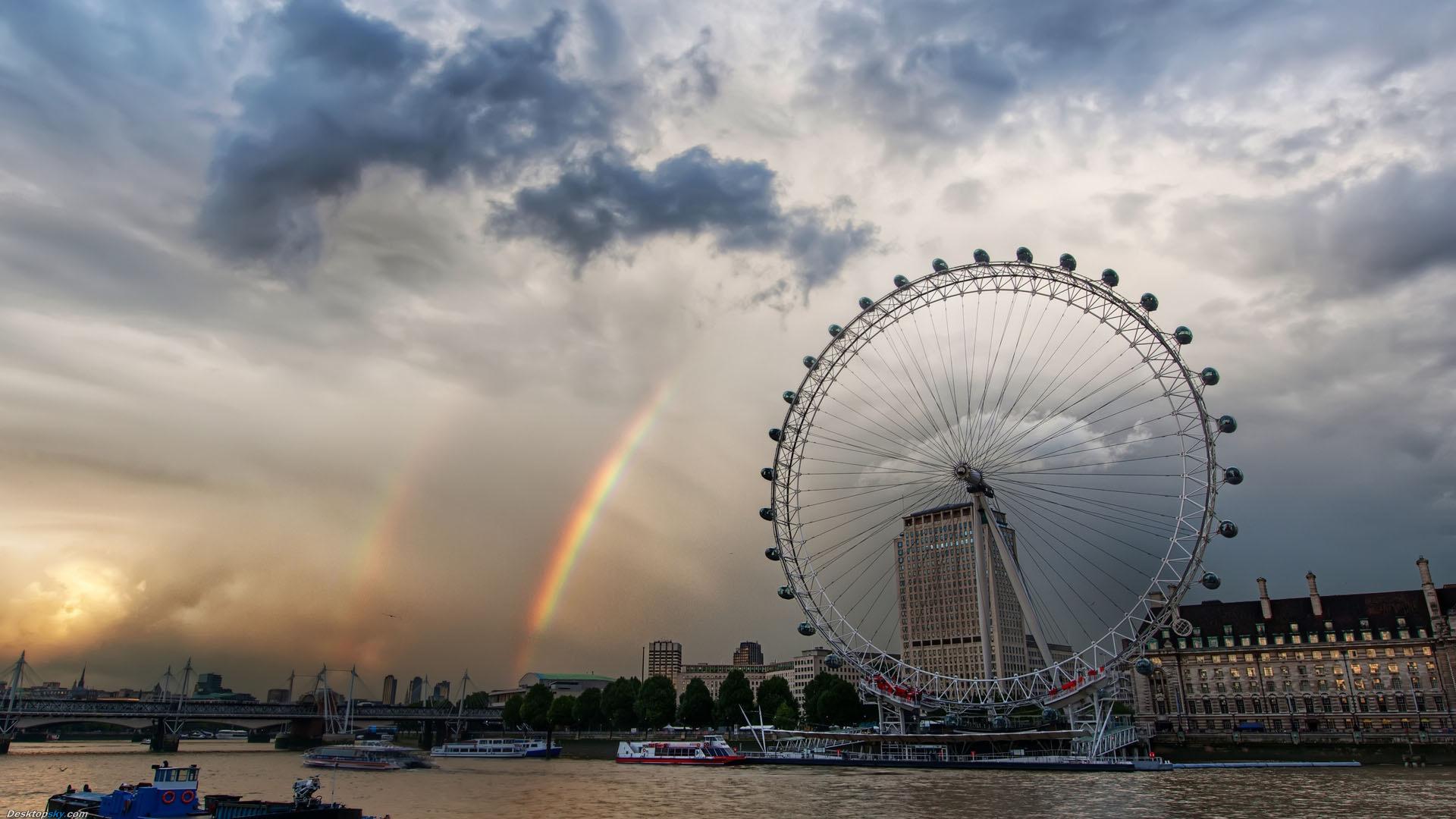 伦敦风景高清图集