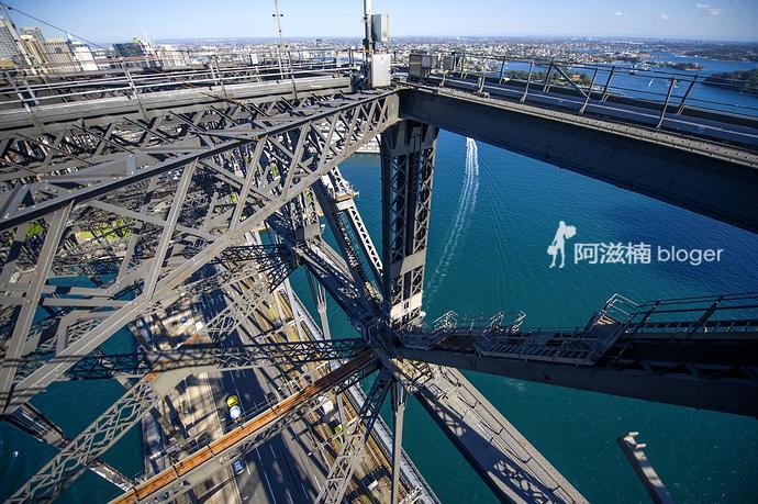 【澳大利亚】深度实拍攀爬悉尼海港大桥全过程