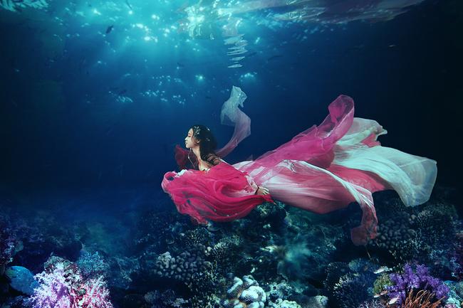 深海真实美人鱼图片 美人鱼图片真实活着 美人鱼图片真实海里的 性感图片