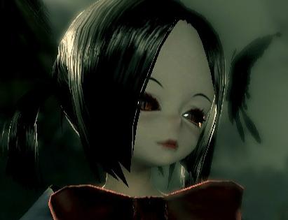 【灵女】- 血瞳
