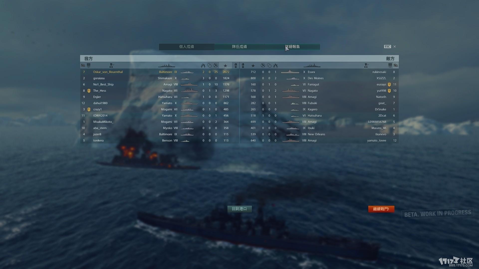 【战舰世界dk闻闻】第二十四期:最强防御舰船!