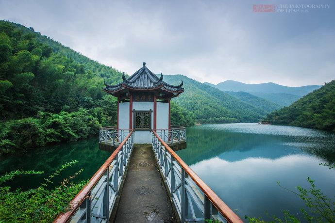 中国最美竹海,江苏南山竹海