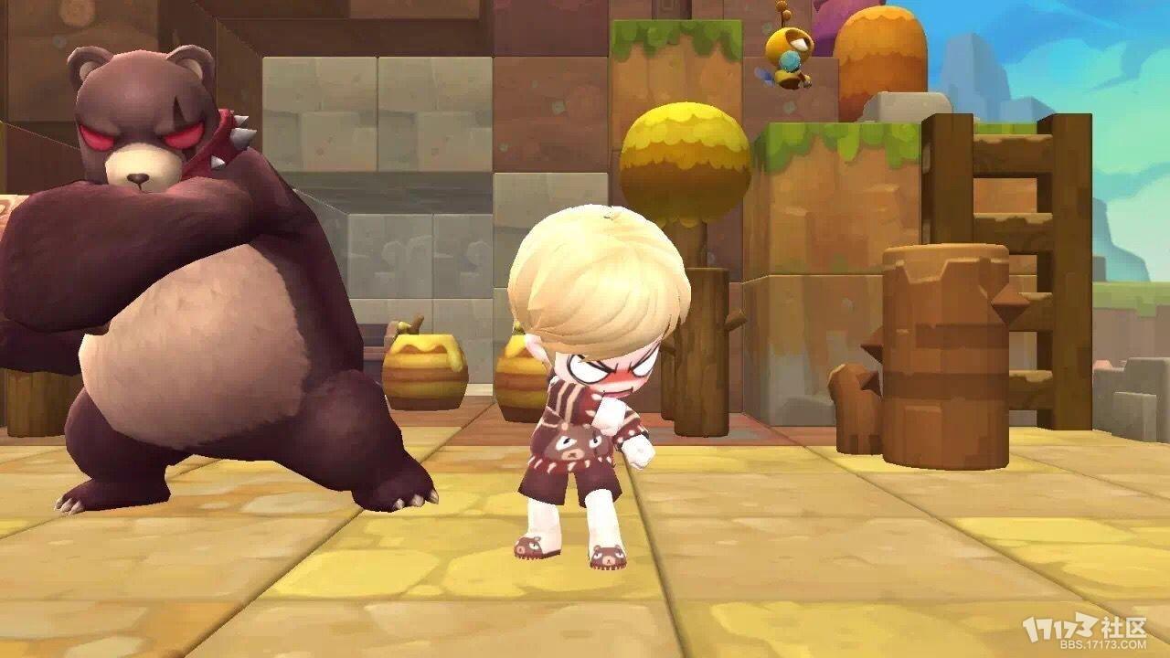 冒险岛2时装diy图纸下载 熊熊boss套装