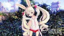 粉色少女兔(免费)
