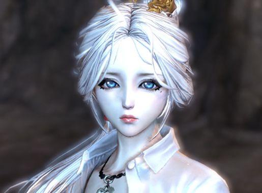 绝对的女神范~高冷女神