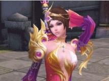 【游戏百态】关于天龙新版游戏人物造型动作 元方你怎么....