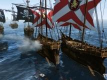 落草为寇 给大家看下我们修的海盗岛