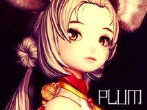 【雜音】Plum——绛梅散华【原创】