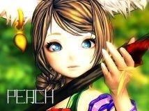 【雜音】Peach——桃霞散华【原创】