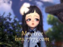 [枂树原创] - 国民少女 -may tree