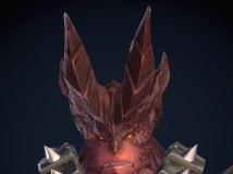 地狱男爵COS~(TERA兽化版 哈哈)