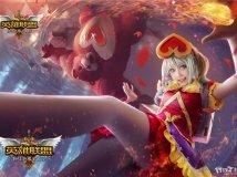 粉红色猴子天堂《英雄联盟 黑暗之女 安妮(甜心宝贝)》