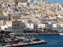 迷人的爱琴海小岛 米克诺斯