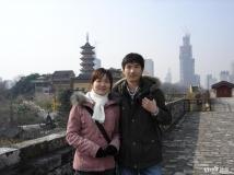 我在南京 期待谕见你
