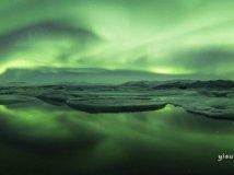 极致震撼-冰岛极光风暴 【BToxin 冰岛笔记】
