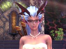 美女老师,教你如何带上眼镜