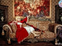 【粉红色猴子天堂】粉猴-幻灯火《Fate/Extra 尼禄》