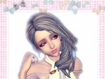 【枂树】----粉红女郎----(原创)