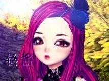 【铃酱原创】紫色萝莉