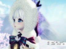 【灵女】雪之精灵