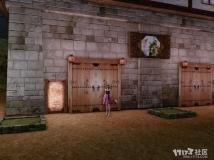 上古世纪韩服玩家复古家具展览