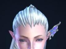 【独家】官方最有魅力的角色数据——唯美白发美人