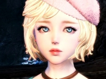 【铃酱模仿】❀仿金发蓝瞳天娘❀