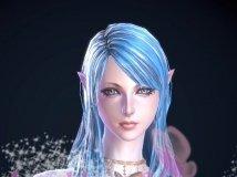 (原创)——蓝发美人儿——
