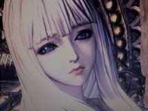 【Alun】再版-高人气人女 · ❤ · 眯眯眼齐刘海天族气质人女