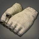 草布半指手套
