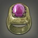 饿狼尖晶石戒指