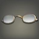 现代鼻眼镜