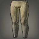 草布紧身裤