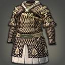 青铜锁子铠