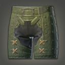 巨蟾蜍革衬裤