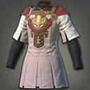 草布短袖罩衣