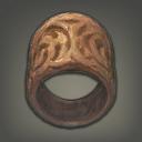 山羊革戒指