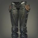 鲁加束腿裤